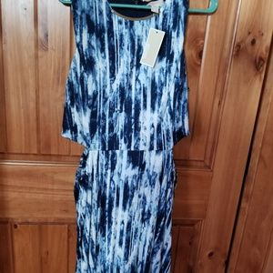 Michael Kors women Ty Dye Dress